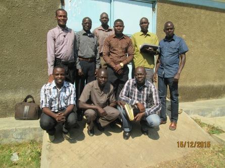 Some of the MAAYOC 2015 facilitators